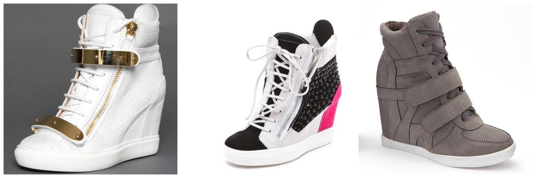 nike scarpe con tacco interno