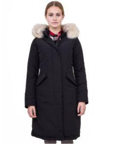 Giaccone-donna-Long-Arctic-Parka-inverno-2014-prezzo-639-euro